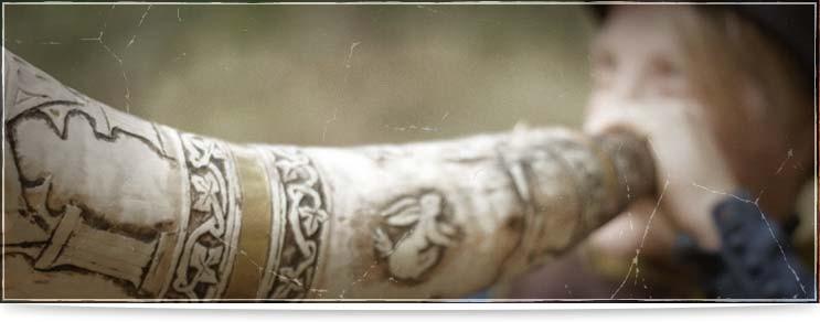 Mittelalter Rufhörner | Drachenhort