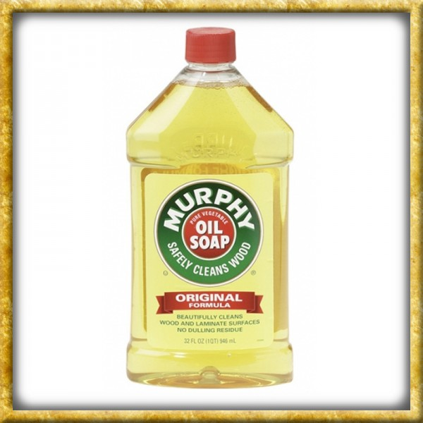 Flüssige Ölseife - Murphy Oil Soap