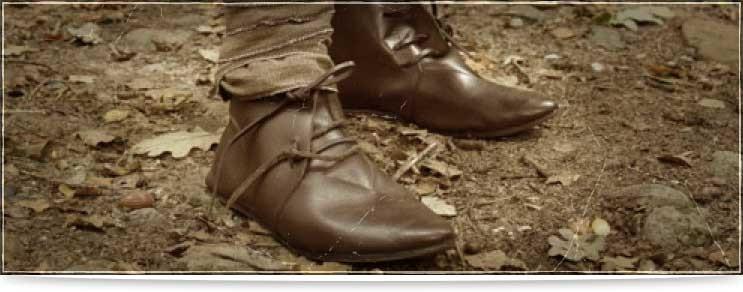Mittelalter Schuhe für Maiden und Recken | Drachenhort