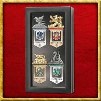 Harry Potter - Lesezeichen-Set Hogwarts