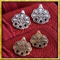Haken für Wadenwickel Wikingerzeit - Bronze oder Silber