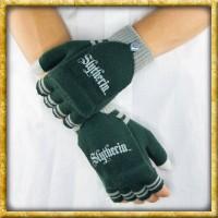 Harry Potter - Fingerlose Handschuhe Slytherin