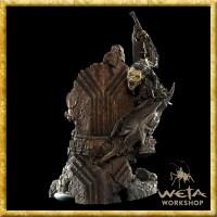 Herr der Ringe - Statue Moria Ork