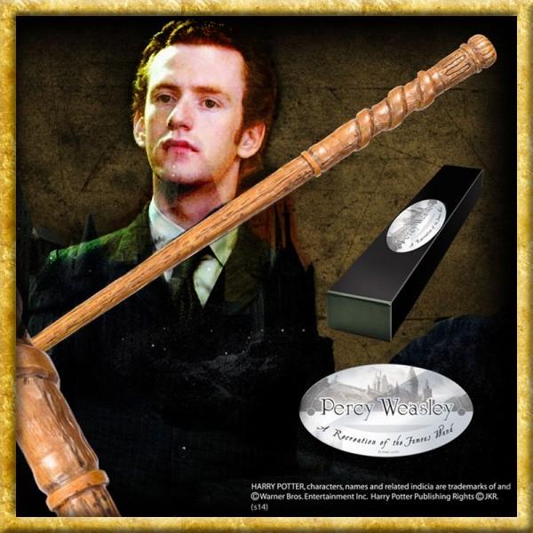 Harry Potter - Zauberstab Percy Weasley Charakteredition