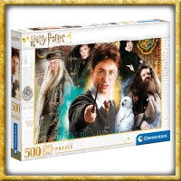Harry Potter - Puzzle Harry in Hogwarts