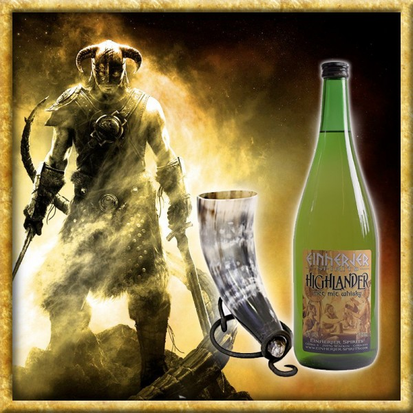 Met - Einherjer Highlander Whiskey