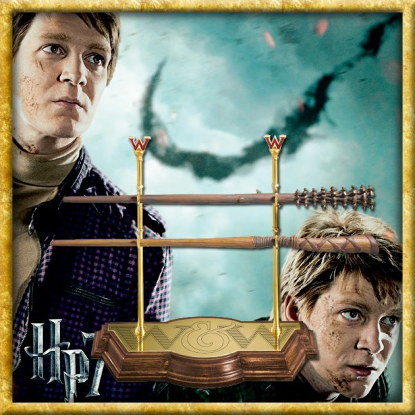 Harry Potter - Zauberstabkollektion Weasley