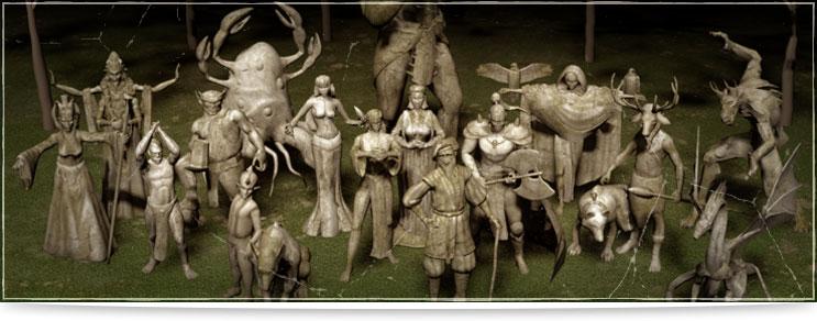 Drachenhort | Figuren & Statuen