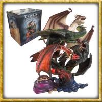 Harry Potter - Skulptur Drachen der Ersten Prüfung