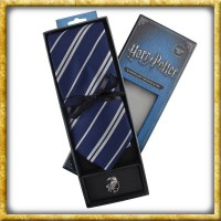 Harry Potter - Krawatte & Ansteckpin Ravenclaw