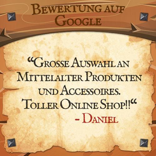 Google Bewertung Daniel Drachenhort