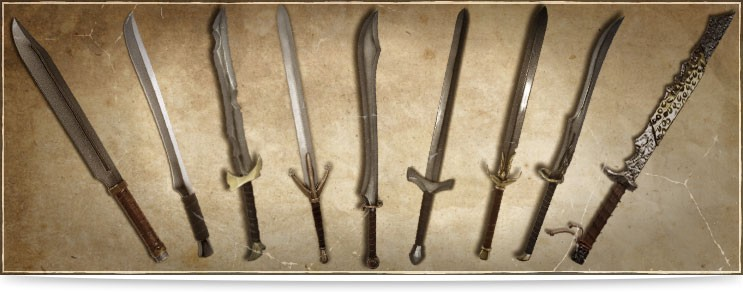 LARP Waffen aus Film & Fantasy | Drachenhort