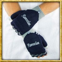Harry Potter - Fingerlose Handschuhe Ravenclaw