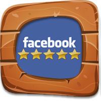 Bewerte uns auf Facebook