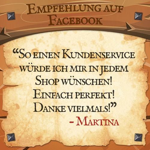 Facebook Bewertung Martina   Drachenhort