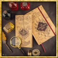 Harry Potter - Notizbuch Karte des Rumtreibers