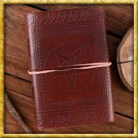 Lederbuch - Pentagram