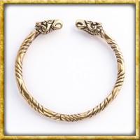 Grosser Wikinger Armreif aus Bronze