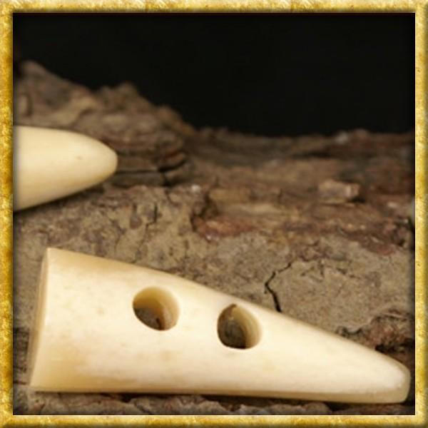 Knochenknöpfe - Verschiedene Grössen