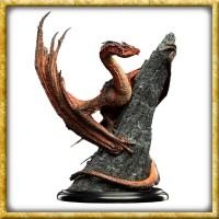 Der Hobbit - Statue Smaug der Goldene
