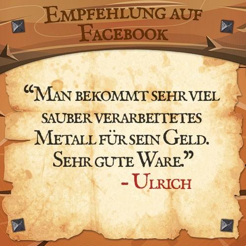 Facebook Bewertung Ulrich   Drachenhort