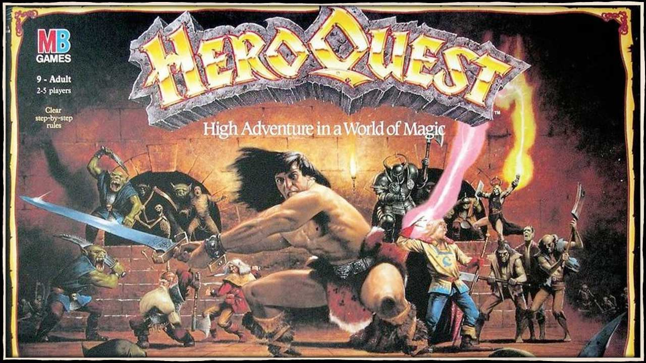 HeroQuest | Drachenhort