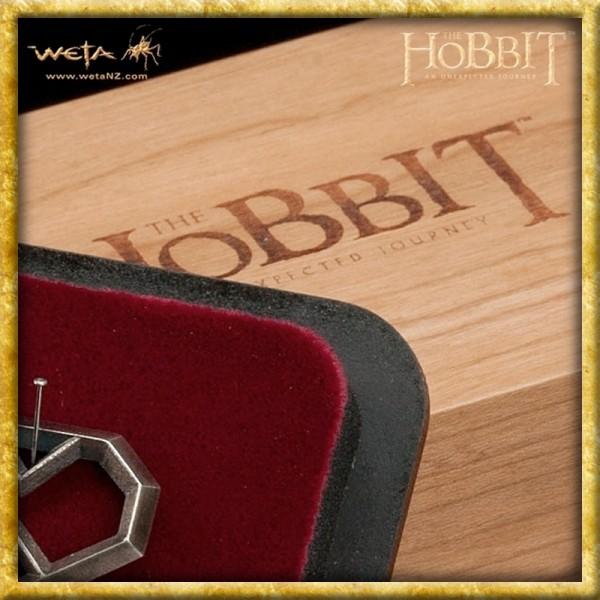 "Der Hobbit - Schlüssel zum Erebor ""Sterlingsilber"""