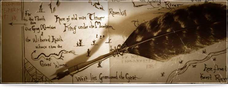 Herr der Ringe Schreibzeug, Notizbücher & mehr | Drachenhort
