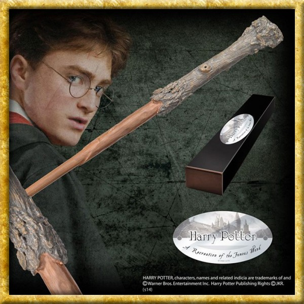 Harry Potter - Zauberstab Harry Potter Charakter-Edition