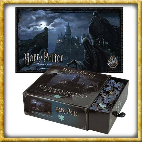Harry Potter - Puzzle Dementoren in Hogwarts