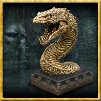 Harry Potter - Buchstützen Basilisk