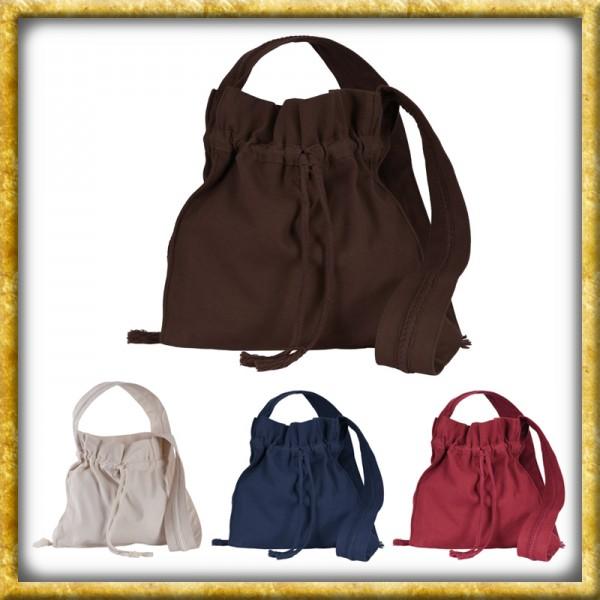 Mittelalterliche Pilgertasche - Diverse Farben