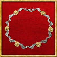 Harry Potter - Armband Quidditch