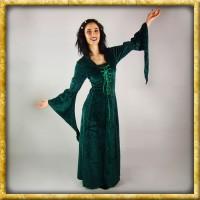 Mittelalter Samtkleid Circe - Diverse Farben