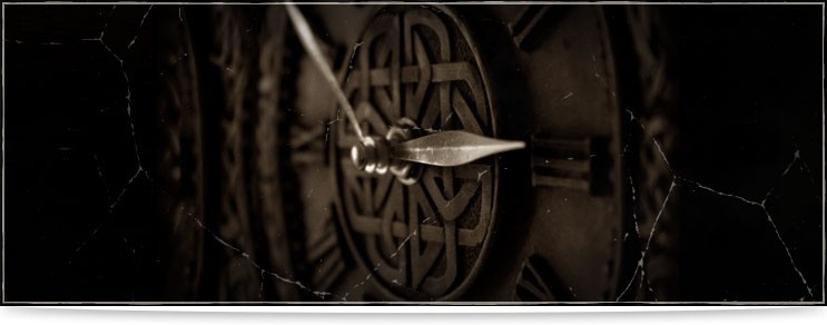 Gothic Uhren & Kalender | Drachenhort