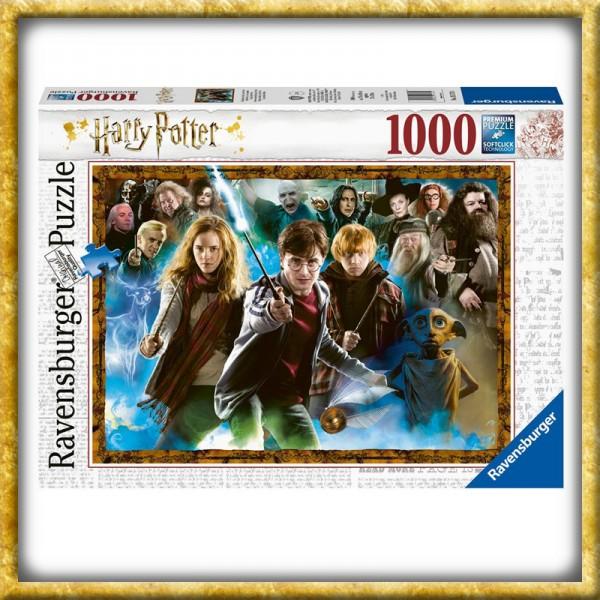 Harry Potter - Puzzle Zauberschüler