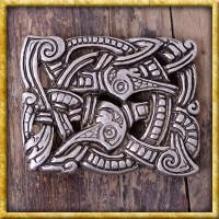 Gürtelschnalle Fabelwesen - Silber oder Bronze