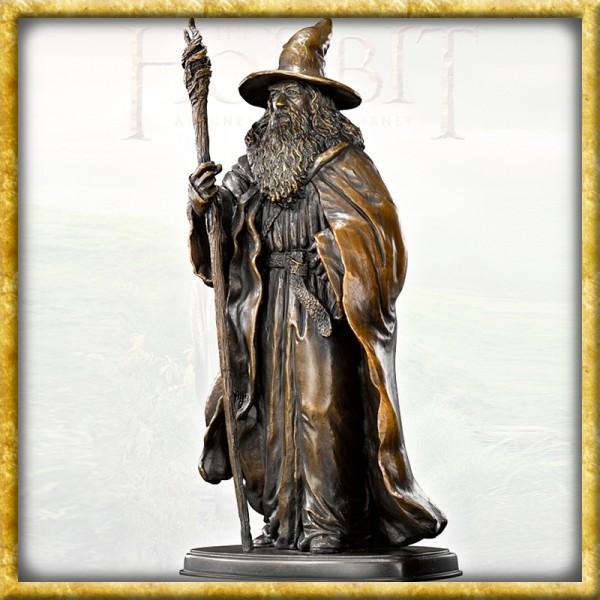 Der Hobbit - Bronze Statue Gandalf