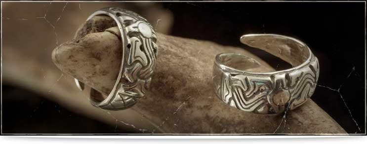 Mittelalter Ringe, Wikinger Ringe & mehr | Drachenhort