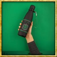 Harry Potter - Edelstahl Trinkflasche Slytherin
