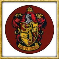 Harry Potter - Teppich Gryffindor