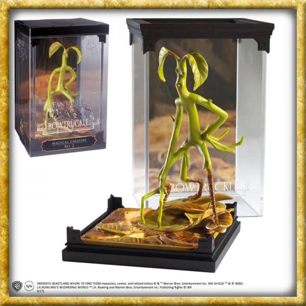 Phantastische Tierwesen - Statue Bowtruckle
