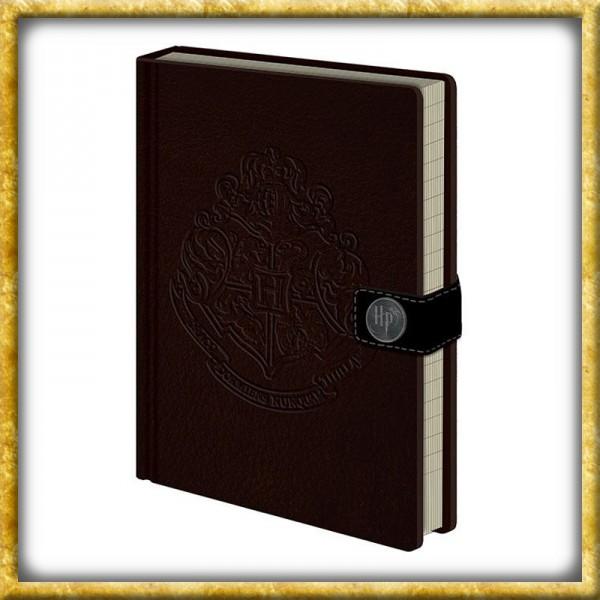 Harry Potter - Premium Notizbuch Hogwarts