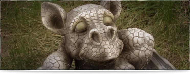 Gartenfiguren & Statuen Shop | Drachenhort