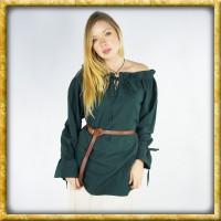 Mittelalterbluse - Grün
