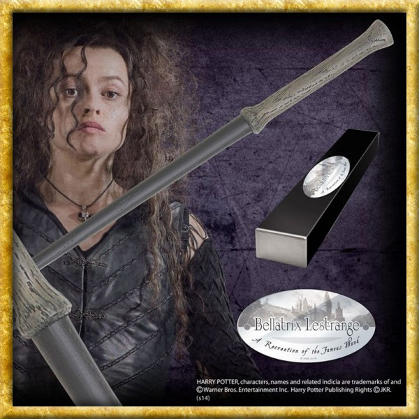 Harry Potter - Zauberstab Bellatrix Lestrange Charakter-Edition