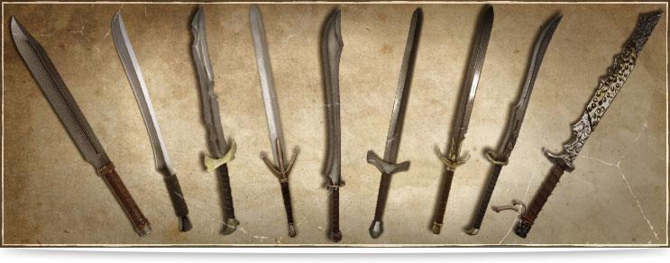 Drachenhort | LARP Bastardschwerter & Zweihänder