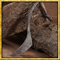 Geschmiedetes Kürschnermesser