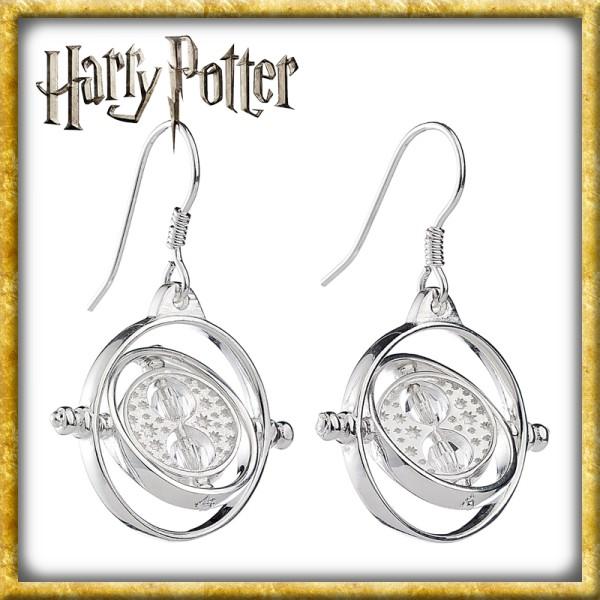 Harry Potter - Swarovksi Ohrringe Zeitumkehrer