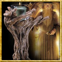 Herr der Ringe - Kerzenständer Gandalf der Graue